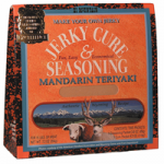 Jerky Cure & Seasoning Mandarin Teriyaki