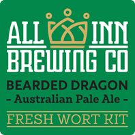 All In Beaded Dragon Pale Ale Fresh Wort