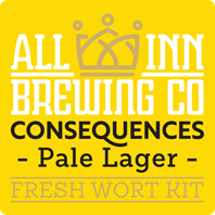 All In Consequences Lager Fresh Wort