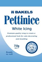 Bakels Pettinice White Icing 750g