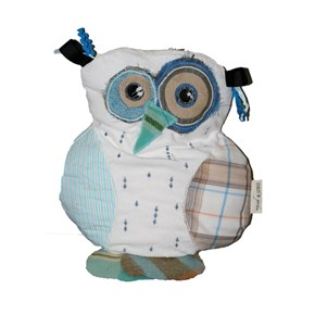 Nighty Night Owl - blue
