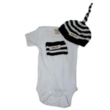 Just Sprouted Set - Black