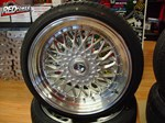 DARE DR-RS WHEEL + TYRE PACKAGE