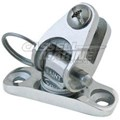 Heavy Duty Universal Canopy Deck Mount - Swivel Hinged