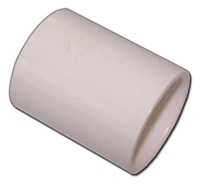 Joiner - Slip-on Straight - 25 mm PVC