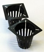 Mini Slotted Pots 50mm - Lots of 1000
