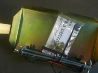 Suzuki Grand Vitara Dual Battery Tray