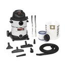 Shop Vac PRO40L Synchro 9274551 Wet & Dry Commercial Vacuum Cleaner with Power Tool Plug