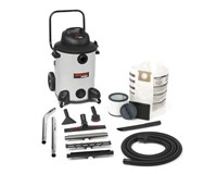SHOP VAC PRO 60 9273651 60Litre HEPA  Wet and Dry Commercial Vacuum Cleaner with trolley