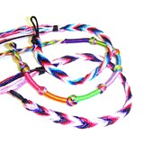 Set Of 3 Silky Friendship Bracelets