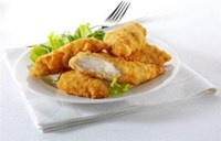 "Goujons Hot ""N"" Spicy Chicken 2 x 1 kg"