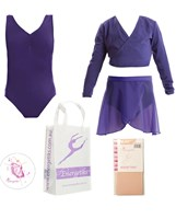 Energetiks Debut Ballet Pack 3 (Cotton Lycra)