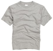 100% Cotton Basic T-shirt -Grey