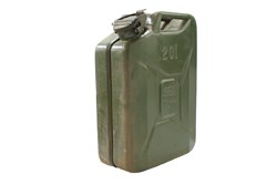 French Military Jerry Can 20L Steel