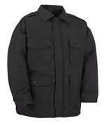 Kid Combat Jacket Black
