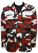 New Military BDU Shirt Combat Shirt Army Uniform
