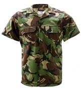 Camouflage Shirt Short Sleeve