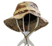 Military Style Bush Hat - US Desert Camo