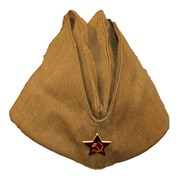 Original Russian Military Forage Cap