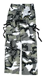 US M65 Army Trouser - Urban Camo