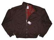 Classic Harrington Jacket Brown