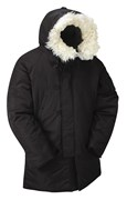 N3B Extreme Weather Parka- Black