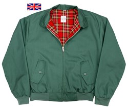 Classic Harrington Jacket Green