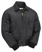Concord CWU MA-2 Cold Weather Flyers Jacket- Black