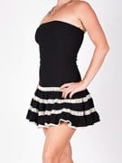Dress - Ruffle Flirt