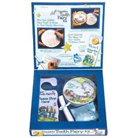 Complete Tooth Fairy Kit - Blue or Pink