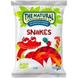Natural Confectionery Snakes 280gr