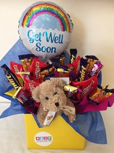 Get Well Edible Bouquet