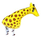 Giraffe Walking Pet