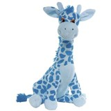 Jungle Giraffe - Blue 33cm