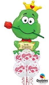 Frog Prince Balloon Bouquet