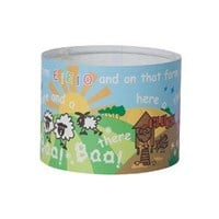 Old MacDonald's farm lightshade in choice of sizes