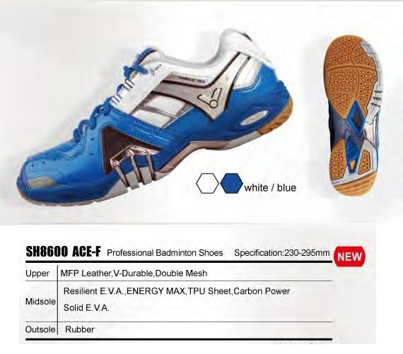 VICTOR SH8600 Ace Shoes