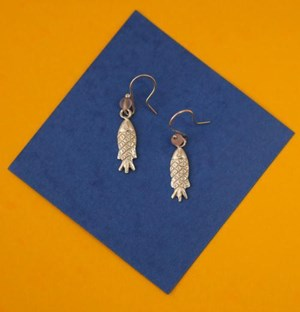 fruits de mer earrings