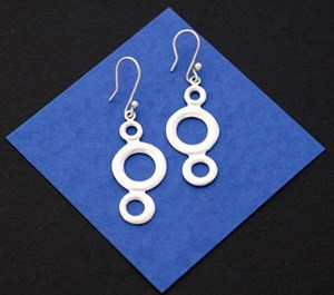 burbuja earrings
