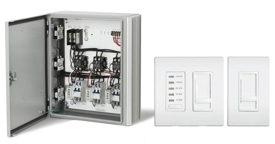 Terrific Infratech Universal Management System Panel 2 Relay For Electric Wiring 101 Photwellnesstrialsorg