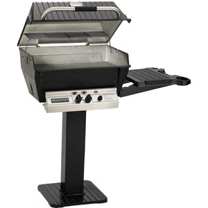 BROILMASTER DELUXE GAS GRILL PKG 3 w/26