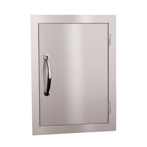 STG Excalibur Premier 17 x 22-in. Stainless Steel Vertical Door STGDV-1