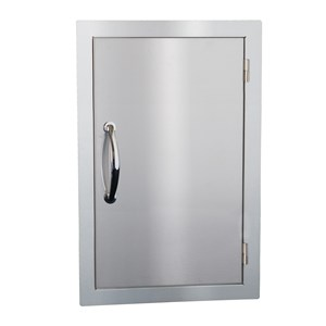 STG Excalibur Premier 17 x 24-in. Stainless Steel Vertical Door STGDVL-1