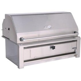 Luxor 42 Inch Built-in Charcoal Grill AHT-42-CHAR-BI