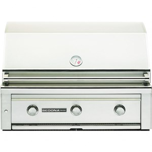 Lynx Sedona 36-Inch Built-In Gas Grill With One Infrared ProSear Burner  - L600PS