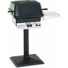 "PGS A30 Cast Aluminum Gas Grill ""A"" Series 24"" Post and Base Kit  #A30+AMPB"