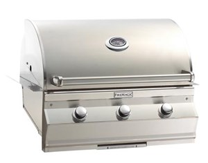 Fire Magic Choice Natural Gas Grill on Cart C540S-1T1N-96