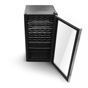 RCS Wine Cooler Stainless Steel