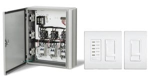 Infratech Universal Management System Panel (2 Relay) For Electric Heater  30-4062