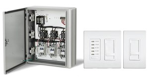 Infratech Universal Management System Panel (6 Relay) For Electric Heater  30-4066